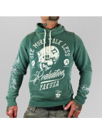 Yakuza Hoody Evaluation groen