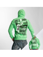 Yakuza Hoody Know Your Dealer groen