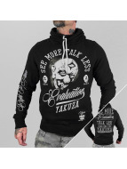 Yakuza Hoody Evaluation schwarz