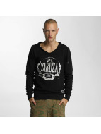 Yakuza Hoody Killed By Fame schwarz