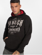 Yakuza Hoody Destructive Tendencies schwarz