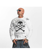Yakuza Thorns Sweatshirt White