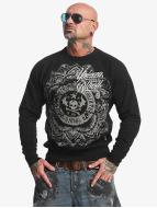 Yakuza Inked In Blood Sweatshirt Black