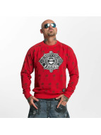 Yakuza Sick N Fuck Sweatshirt Ribbon Red