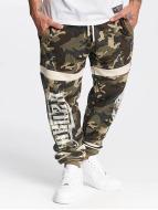 Yakuza Jogging kalhoty Skull kamufláž
