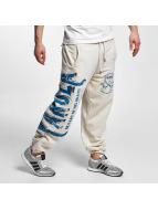 Yakuza Jogging pantolonları Fight Faith bej