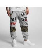 Yakuza Jogging pantolonları Warrior camouflage