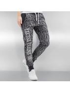 Yakuza Jogging pantolonları Jesus or Cocaine gri