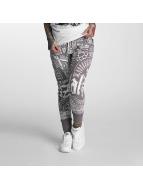 Yakuza Jogging pantolonları Believe gri