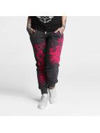Yakuza Jogging pantolonları One Heart gri
