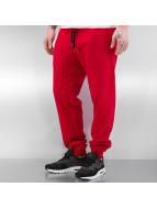 Yakuza Jogging pantolonları Jesus or Cocaine kırmızı