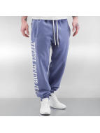 Yakuza joggingbroek Jesus or Cocaine blauw
