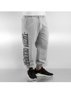 Yakuza joggingbroek Jesus or Cocaine grijs