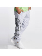 Yakuza joggingbroek Skull Label grijs