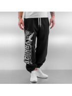 Yakuza joggingbroek Commandments zwart