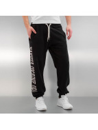 Yakuza joggingbroek Jesus or Cocaine zwart