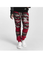 Yakuza Jogginghose Military Lady rot