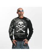 Yakuza Jumper Thorns black
