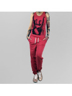 Yakuza Jumpsuits Rocker red