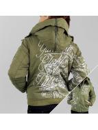 Yakuza Kış ceketleri Inked In Blood yeşil
