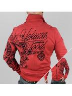 Yakuza Kurtki przejściowe Inked In Blood czerwony