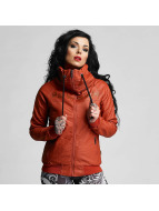 Yakuza Leather Jacket One Love Faux Leather red
