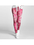 Yakuza Military Lady Leggings Camouflage Pink