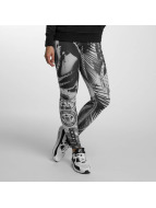 Yakuza Leggings Black