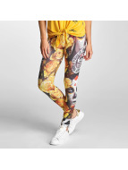 Yakuza Leggings/Treggings Mexican Rose mangefarget
