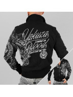 Yakuza Lightweight Jacket Inked In Blood black