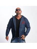 Yakuza Lightweight Jacket Run To Riot indigo