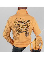 Yakuza Lightweight Jacket Inked In Blood orange