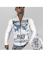Yakuza Lightweight Jacket Dark Side white