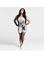 Yakuza Butterfly Jumpshort White