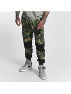 Yakuza Pantalone ginnico Military mimetico