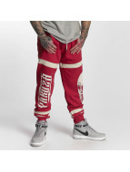 Yakuza Pantalone ginnico Skull rosso