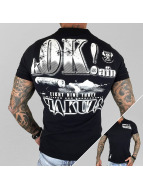 Yakuza Poloshirt OK! black