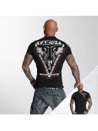 Yakuza Poloshirt Happy Hour black