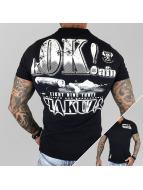 Yakuza Poloshirt OK! schwarz