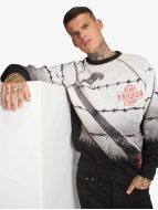 Yakuza Pullover Read Crow black
