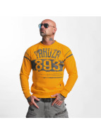 Yakuza Pullover Yent orange