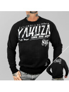 Yakuza Pullover Gentleman Club schwarz