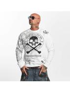 Yakuza Thorns Sweatshirt White