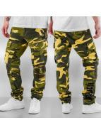 Yakuza Reisitaskuhousut Industrial camouflage
