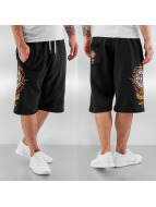 Yakuza Short 893 4Life black
