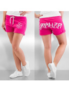 Yakuza Short L.A. Chica rose
