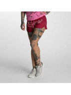 Yakuza Short Sweat rouge