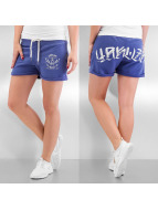Yakuza shorts L.A. Chica blauw