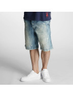 Yakuza Shorts Caught In A Circle bleu