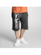 Yakuza Shorts Armed Society gris